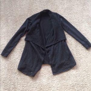Max Jeans xs black cardigan